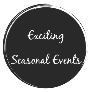 exciting seasonal events Creekside gathering place Somerset CA